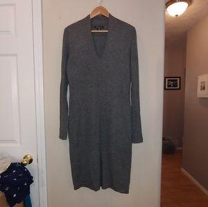 Women's Kenneth Cole 100% cashmere pencil dress